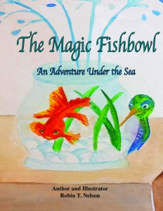 The Magic Fishbowl English Book